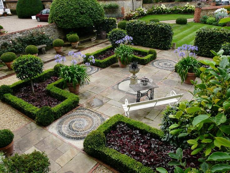 69 Best Images About Knot Garden On Pinterest Gardens