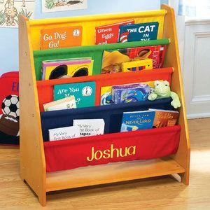 personalized bookshelf