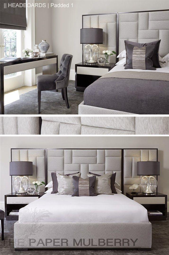Upholstered Headboard Bedroom Inspiration Headboard Bedroom