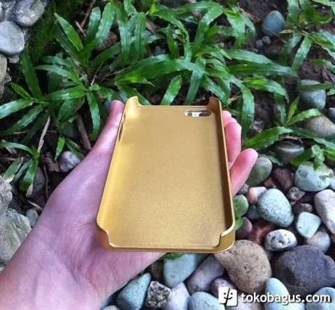 Golden Case Iphone 5/5s