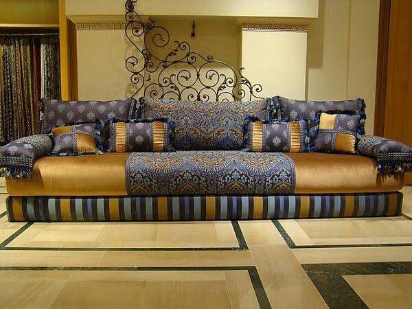 85 best salon marocain images on Pinterest | Moroccan living rooms ...