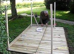 Comment faire une petite maison en bois pour les enfants.. Si vous désirez faire une cabane ou une petite maison en bois, voici le tutoriel qu'il vous faut. Vous trouverez sur le blog du bricolage toutes les explications détaillées, étape par étape de la réalisation. Le métrage, le montage,...