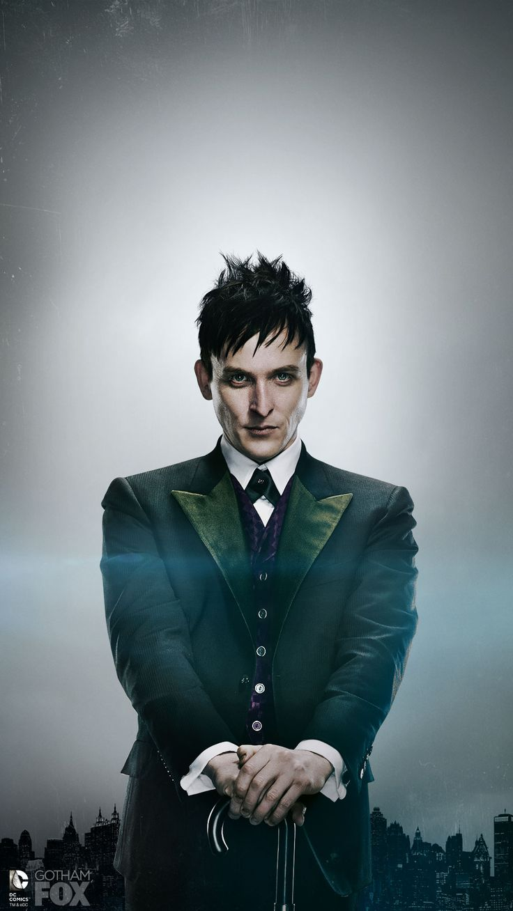 Robin Lord Taylor from Gotham. He is SO DARN sexy and adorable!!