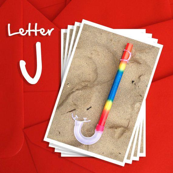 Alfabet fotografie Letter J keuzes, alfabet fotografie 6 x 4, 7 x 5 of 8 x 6 Prints