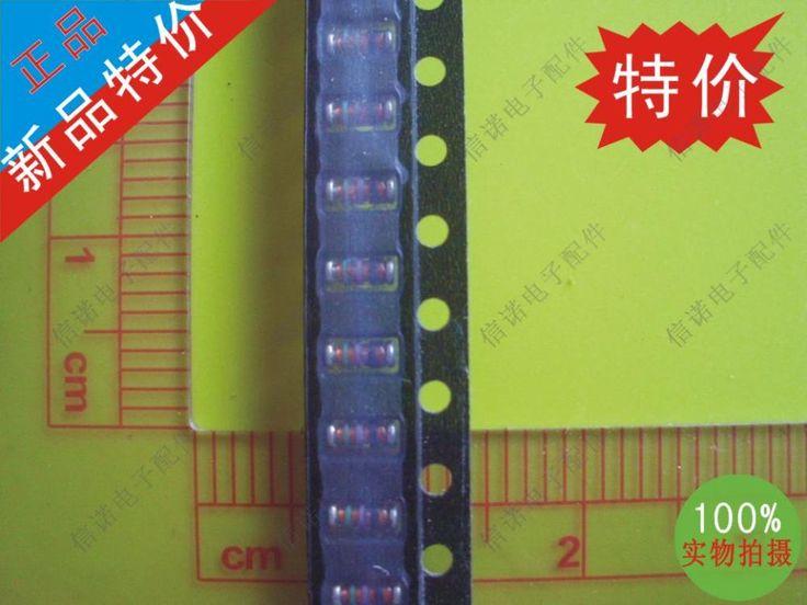 Общая стоимость и транспорт 50 шт. 3.6 В стабилитрон зеленый шелк Zihei RLZTE113.6B