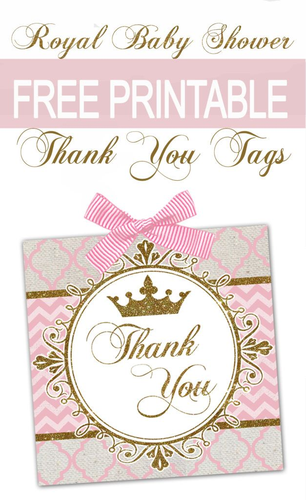 It's just a photo of Baby Shower Thank You Tags Printable throughout gift
