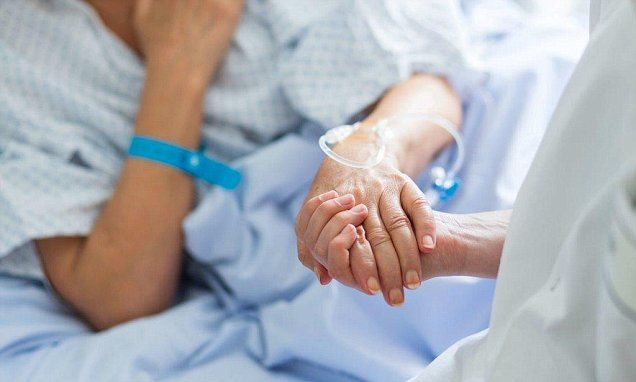 Families cause loved ones to suffer at the end of life