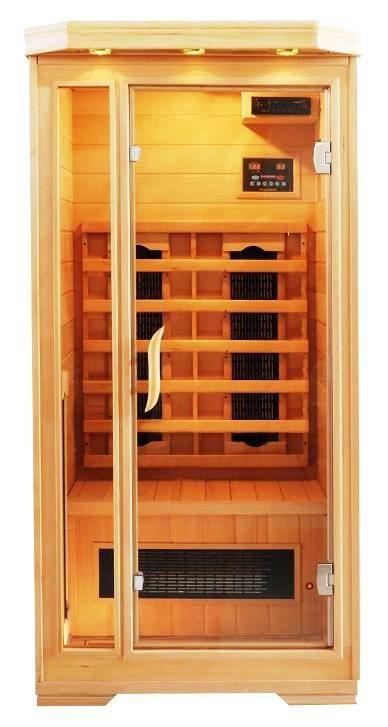 ber ideen zu infrarotkabine auf pinterest infrarotsauna saunas und dampfdusche. Black Bedroom Furniture Sets. Home Design Ideas