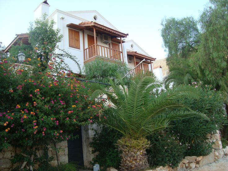 Lycian Houses