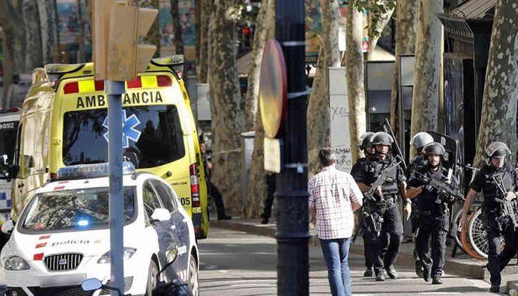 Greek woman among those injured in Barcelona terrorist attack