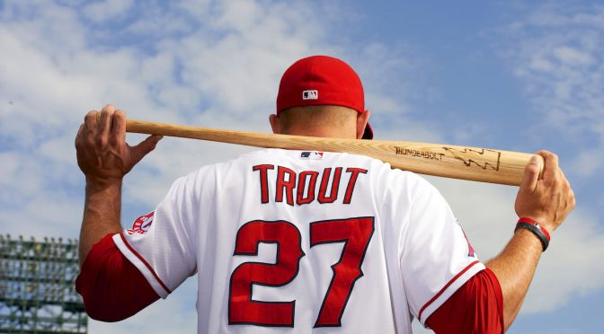 mike trout  http://getrealbaseball.com/finally-year-mike-trout-wins-al-mvp-will-jose-abreu-ruin-red-carpet-celebration/