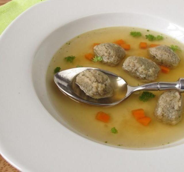 Top 10 českých polévek