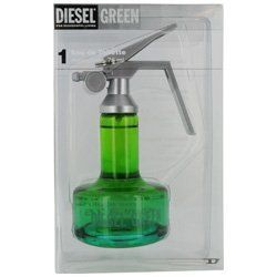 Diesel Diesel Green Men Edt Spray, 2.5 Ounce by Diesel. $18.50. Parfum Diesel Parfum Homme Eau De Toilette Vaporisateur 75 Ml. EDT SPRAY 2.5 OZ Design House: Diesel Year Introduced: 2001 Fragrance Notes: Orchild Sea Rose Vanilla And Lime. Recommended Use: Casual. Save 48% Off!