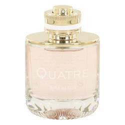 Quatre Eau De Parfum Spray (Tester) By Boucheron