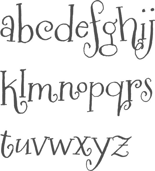Best 25 curly font ideas that you will like on pinterest Cool caligraphy fonts