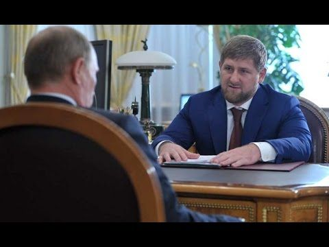 Gay Concentration Camps in Chechnya? - YouTube