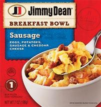 Better Than The Freezer Aisle: Copycat Jimmy Dean Sausage Breakfast Bowl