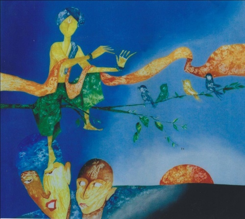 """29th Oct. – 10th Nov.'12: Pradarshak presents - """"Expressions"""" a solo exhibition of semi-abstract figurative paintings by Ramesh Deshmane... Click the link to read more>>"""