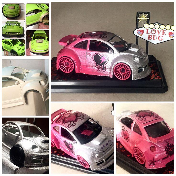 Custom Vw beetle one of a kind