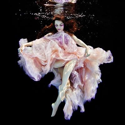 FASHIONISING:  Underwater love: The Spirit of Galatea