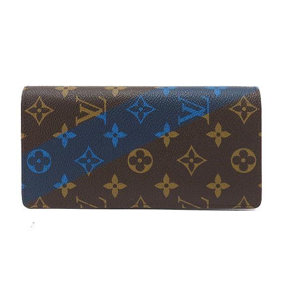 ルイヴィトン財布スーパーコピー モノグラム 財布 ポルトフォイユ・ブラザ M61170
