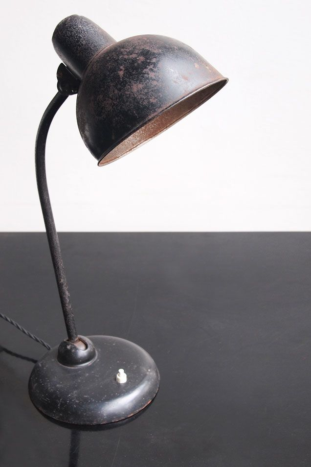 ORIGINAL KAISER IDELL TABLE LAMP