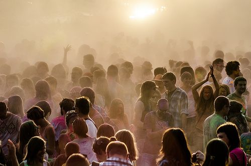 Festival of Colors #holi #wroclaw #poland