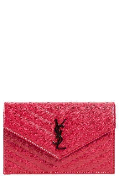 Check out my latest find from Nordstrom: http://shop.nordstrom.com/S/4104857  Saint Laurent Saint Laurent 'Monogramme' Quilted Leather Wallet on a Chain  - Sent from the Nordstrom app on my iPhone (Get it free on the App Store at http://itunes.apple.com/us/app/nordstrom/id474349412?ls=1&mt=8)