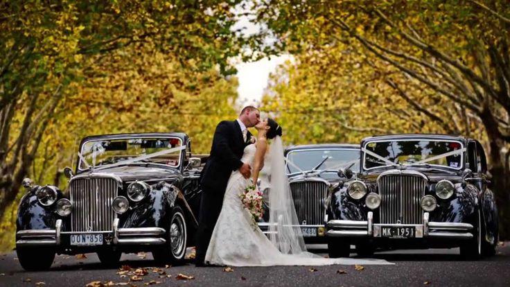 Jaguar Wedding Cars brought to you by Triple R Luxury Car Hire #wedding #weddingcars #weddingcarsmelbourne #jaguar