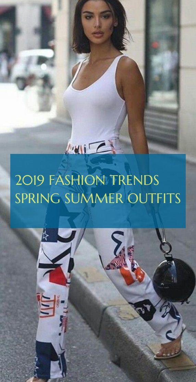 Moda informal verano hair spring outfits 47 concepts for 2019  Moda Informal Ver...