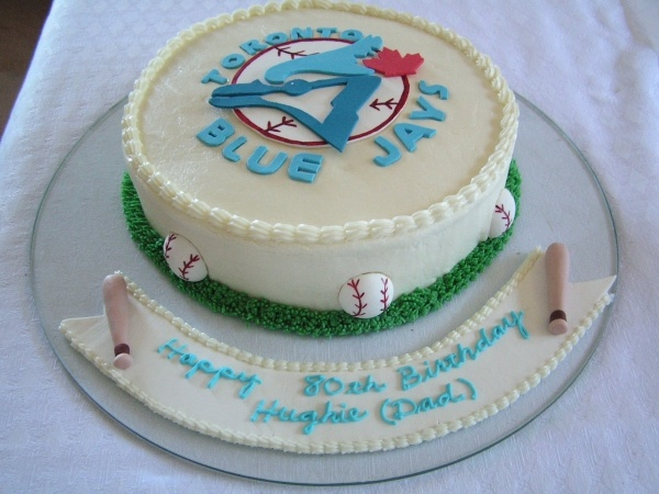 55 best images about Blue Jays Cakes & Sweets on Pinterest ...