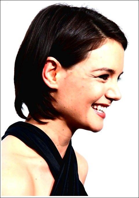 Katie Holmes – Kurze Bob-Frisur: Schicke Abkürzung für Frauen