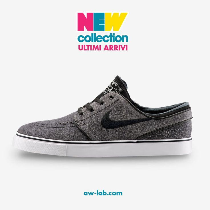 New Collection #AWLAB #NIKE ZOOM STEFAN #JANOSKI Prezzo: 86,00€ Shop Online: http://www.aw-lab.com/shop/nike-zoom-stefan-janoski-8013228