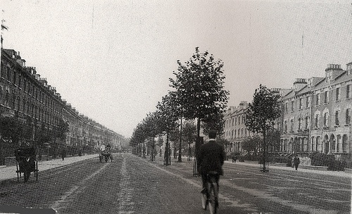 Petherton Road Highbury London  1910