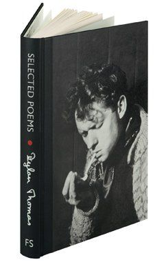 Dylan Thomas: Selected Poems folio society edition