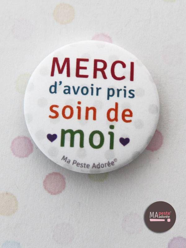 Badge original pour nourrice ou nounou 2,00€ sur http://www.mapesteadoree.fr/boutique/74-34-mes-crayons-maitresse/1113-badge-merci-nounou.html