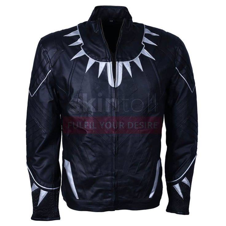 This Magnificent Leather Jacket is A replica of a very famous Marvel Comics character Black Panther Jacket, First appeared in the Fantastic Four #52, This frictional Superhero has appeared in the American Cosmic books for a long time. #captainamerica #leatherjacket #superhero #celebrity