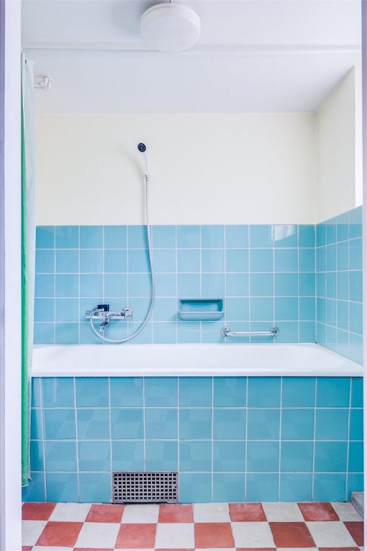 Badezimmer 80er auf pinterest badezimmer 70er for Badezimmer 70er