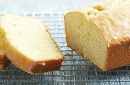 Low-fat Lemon Pound Cake