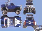 Turbo Zords - Power Rangers Turbo | Power Rangers Central