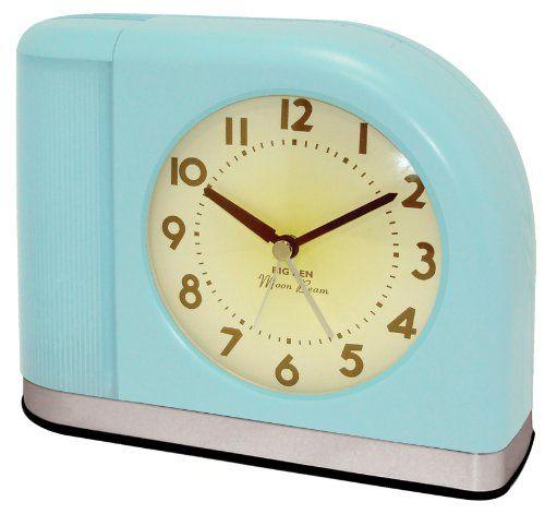 14 best bedside clocks images on pinterest bedside clock alarm clock and alarm clocks. Black Bedroom Furniture Sets. Home Design Ideas