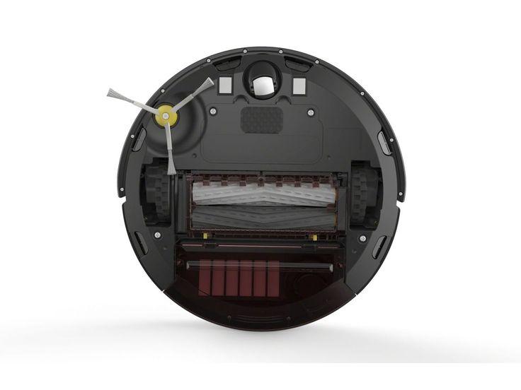 iRobot Roomba 870, az új kefe és szívórendszer.