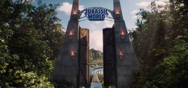 With the trailer now online, we've grabbed more than 50 Jurassic World screenshots