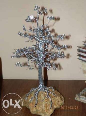 Bijuterii decorative - copacei Bucuresti - imagine 5