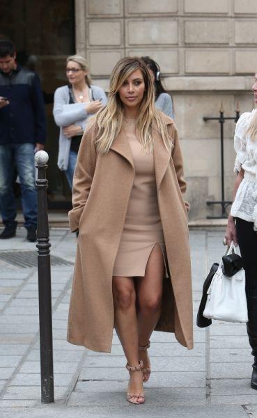 Copia lo stile Kim Kardashia sexy donne formose - MarieClaire