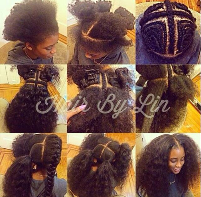 Phenomenal 1000 Images About Vixen Hairstyle On Pinterest Keke Palmer Short Hairstyles Gunalazisus