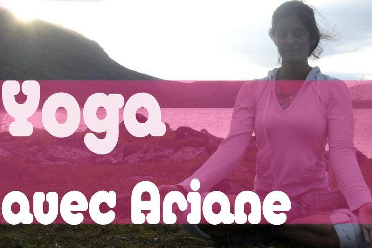 Séance de Yoga en vidéo pour débutants en français.