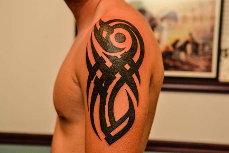Tribal Design Tattoos. Gallery Tattoos.