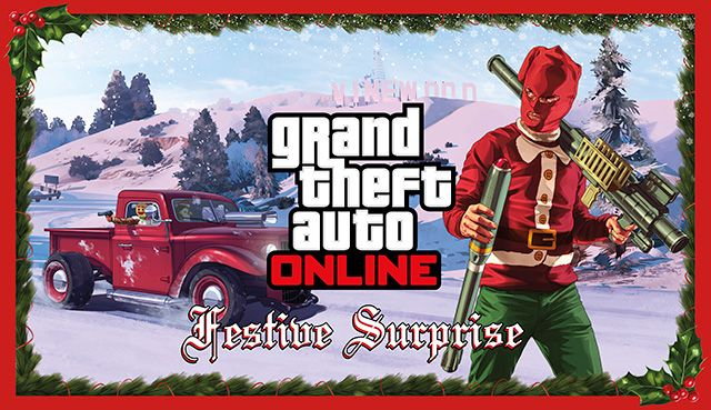 GTA Online Gets Snow This Christmas http://www.ubergizmo.com/2014/12/gta-online-gets-snow-this-christmas/
