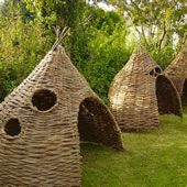 Willow Garden Structures Living Carole Beavis Wildworks